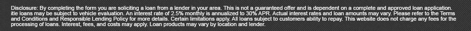 Auto Title Loan in Corpus Christi, tx